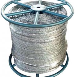 定制 镀锌钢丝绳 不锈钢钢丝绳索具 电力器材 ,钢丝绳