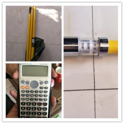 定制 玻璃钢测距尺_环氧树脂 玻璃钢测距尺 铁路用规格