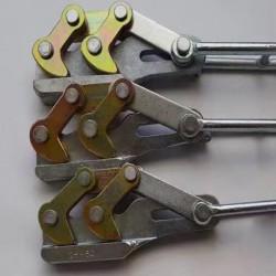 定制 双桃地线自动卡线器 , 钢绞线卡线器 ,双桃卡线器 ,地线卡线器