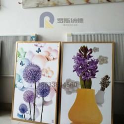 厂家热销家居壁挂式电暖画碳晶/碳纤维电墙暖画500W发热画