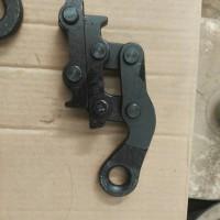 德式卡线器 钢绞线专用卡线器 夹线器鬼爪拉头