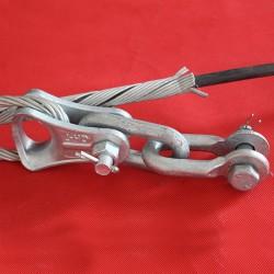 耐张线夹ADSS光缆预绞式耐张金具耐张金具厂家