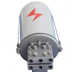 铝合金光缆接头盒24芯ADSS光缆接头盒的价格立式光缆接头盒图片