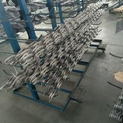 输电线路安全备份线夹300/40安全备份悬垂线夹预绞式安全备份耐张线夹