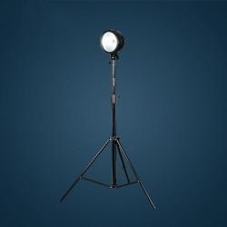 自动升降泛光灯br6108b防爆泛光灯LED充电式照明灯